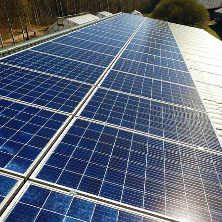 Aurinkosähkö Elektroway