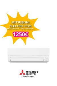 Mitsubishi Electric FT25